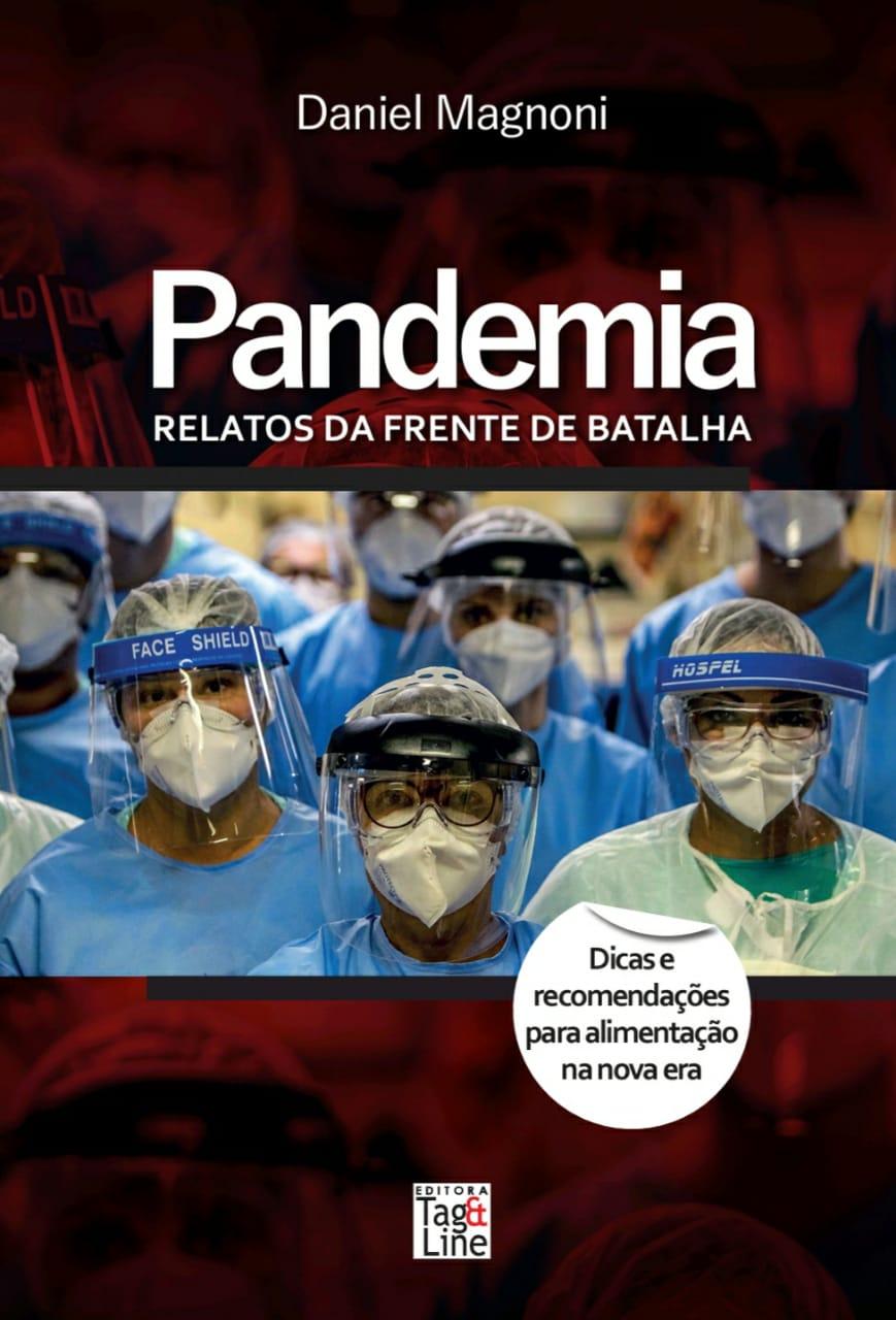 Livro Pandemia Relatos